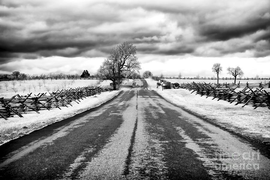 Path Photograph - Path To Glory by John Rizzuto