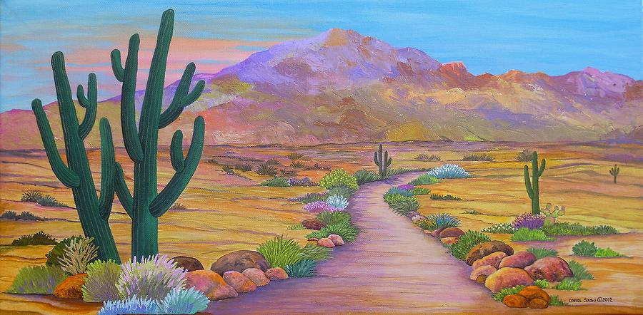 Southwest Paintings By Phoeinx Artist