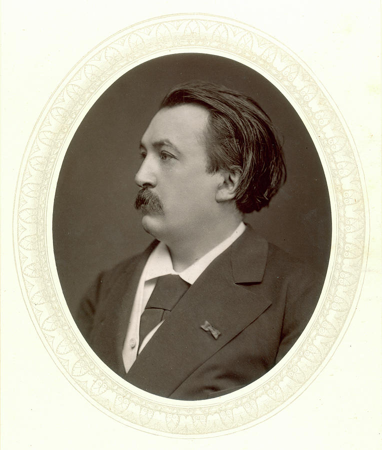 1877 Photograph - Paul Gustave Dor� (1833-1883) by Granger