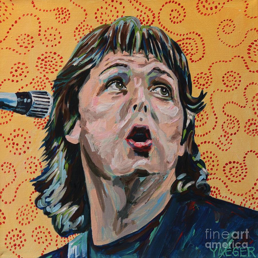 Paul McCartney Portrait