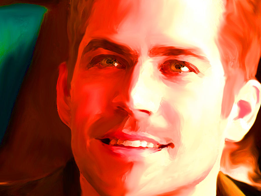 Paul Walker Painting By Parvez Sayed