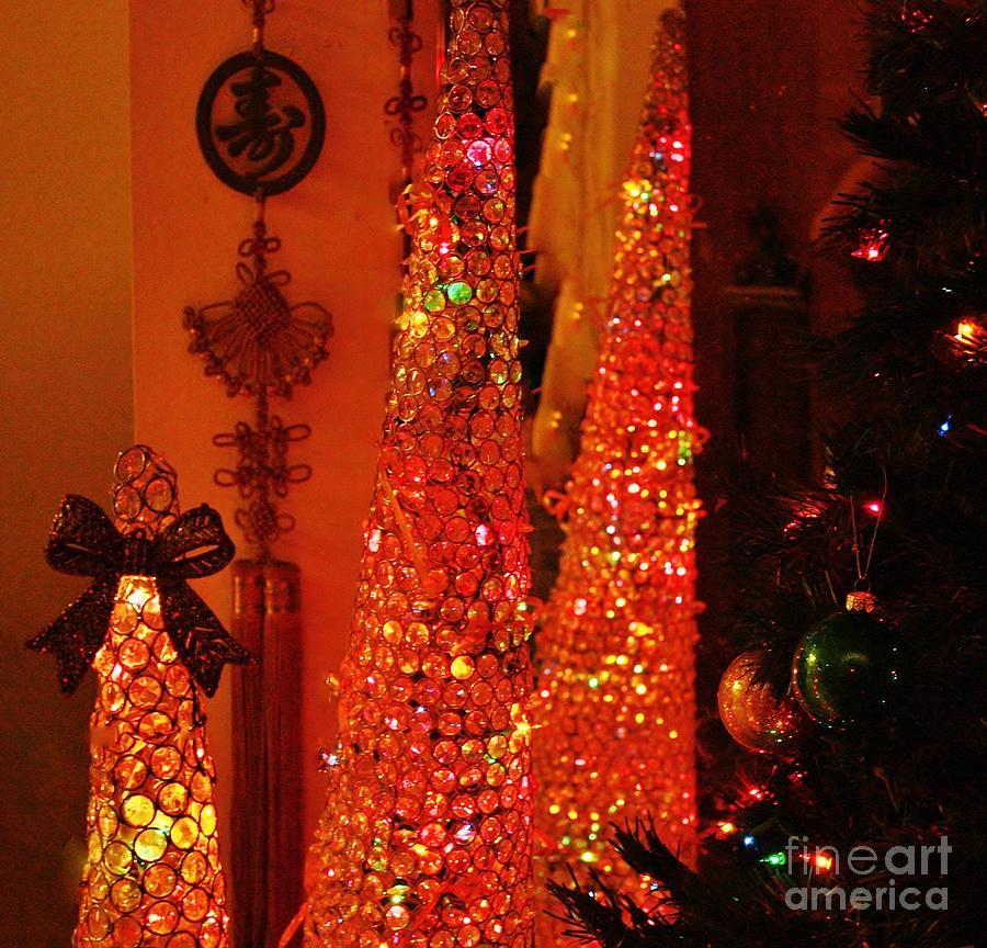 Christmas Photograph - Peace On Earth by Craig Wood