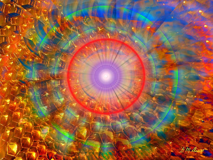 Peaceful Harmony Digital Art By Michael Durst
