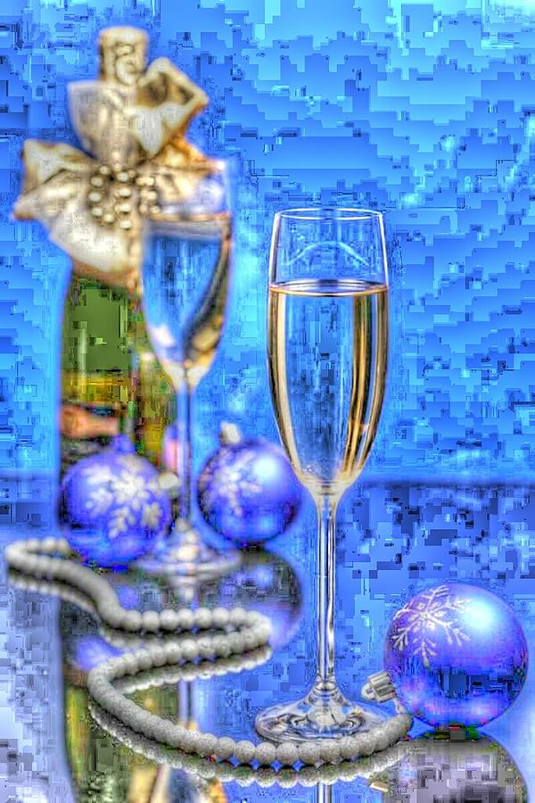 Pearls Digital Art by Tracie Howard