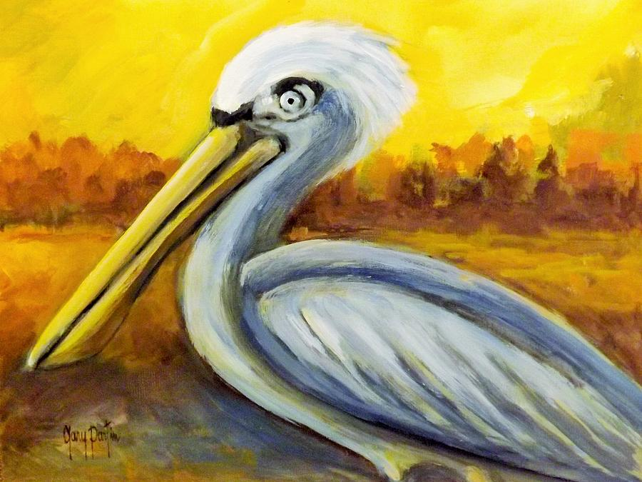 Pelican Pete by Gary Partin