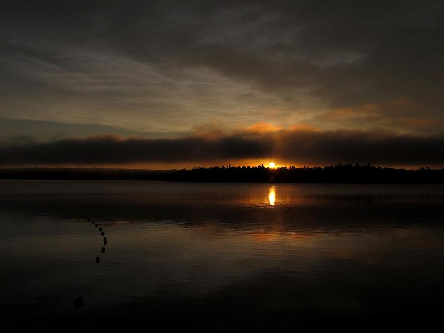 Pemaquid Lake Campground Photograph
