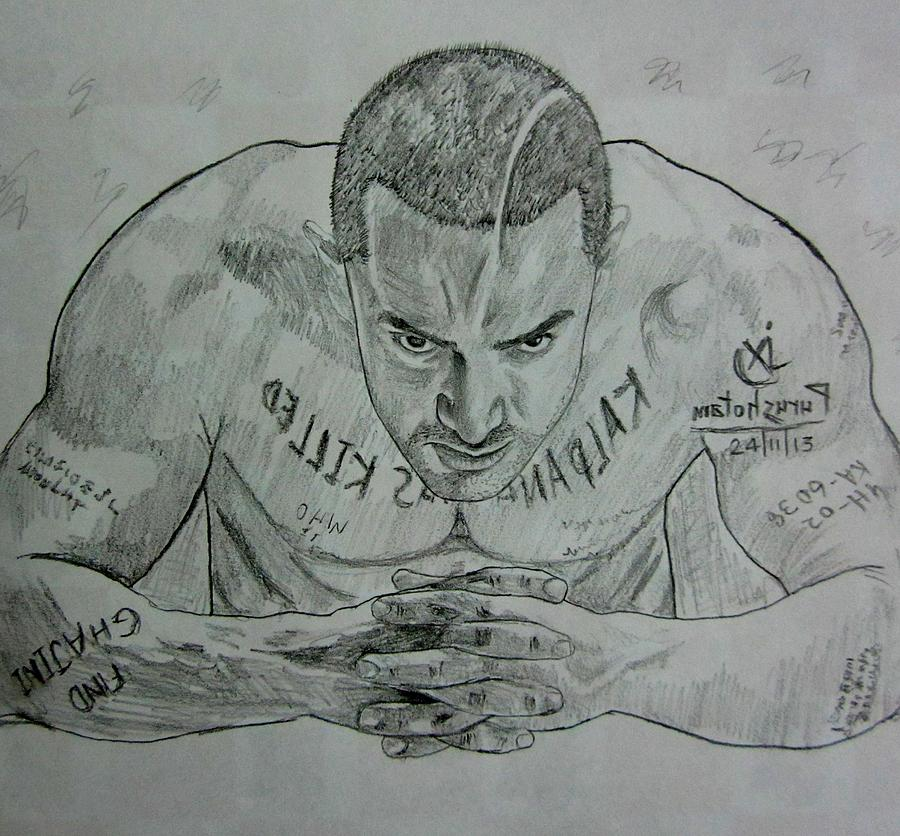 Aamir khan drawing pencil sketch amir khan by purushotama anil kumar