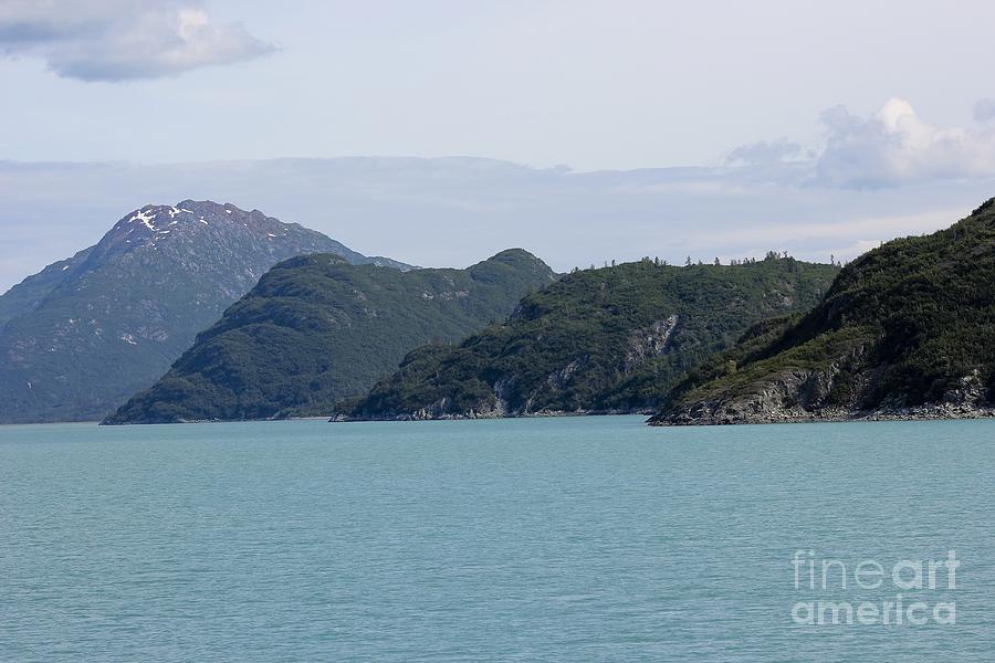 Alaska Photograph - Peninsulas by Sophie Vigneault
