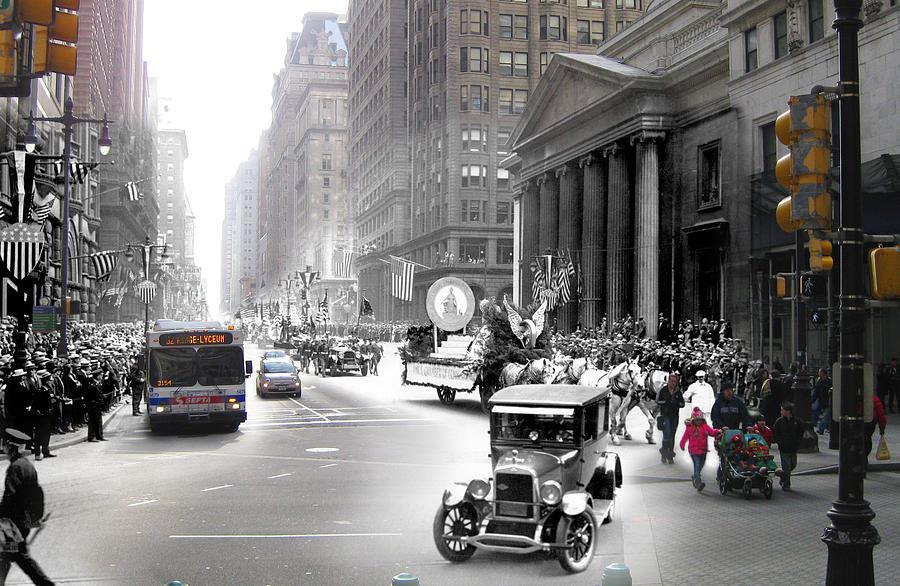 Philadelphia Photograph - Penn Square by Eric Nagy