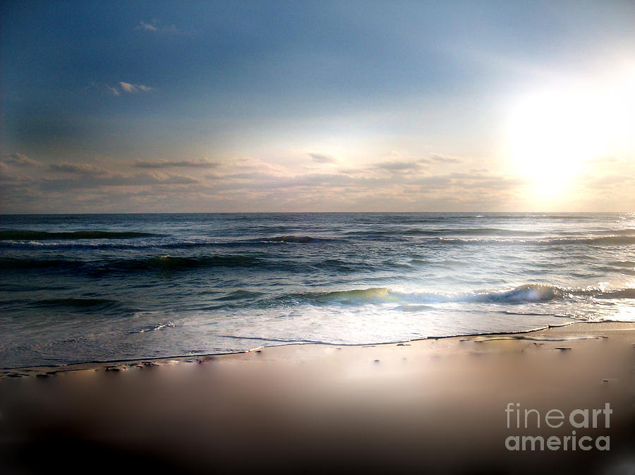 Sun Photograph - Perfect Day by Jeffery Fagan