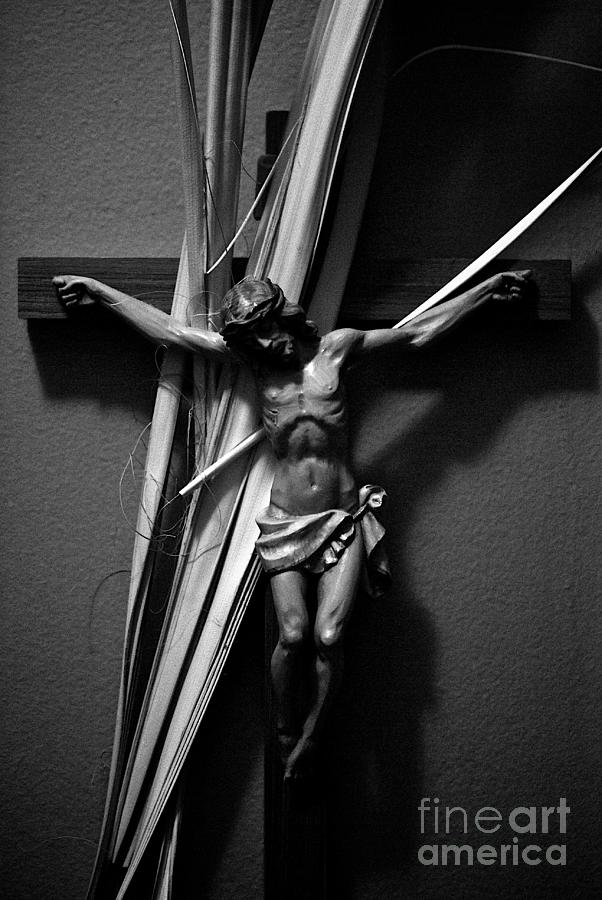 Jesus Photograph - Perfect Love by Frank J Casella