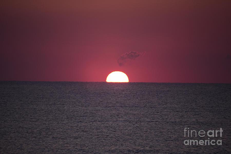 Sunrise Photograph - Perfect Sunrise by Nelson Watkins