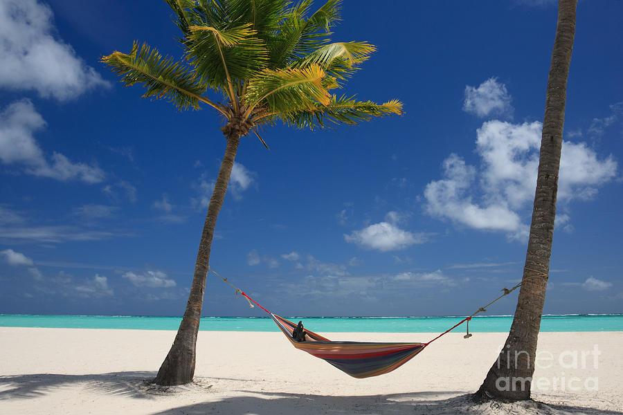 Caribbean Photograph - Perfect Tropical Beach by Karen Lee Ensley