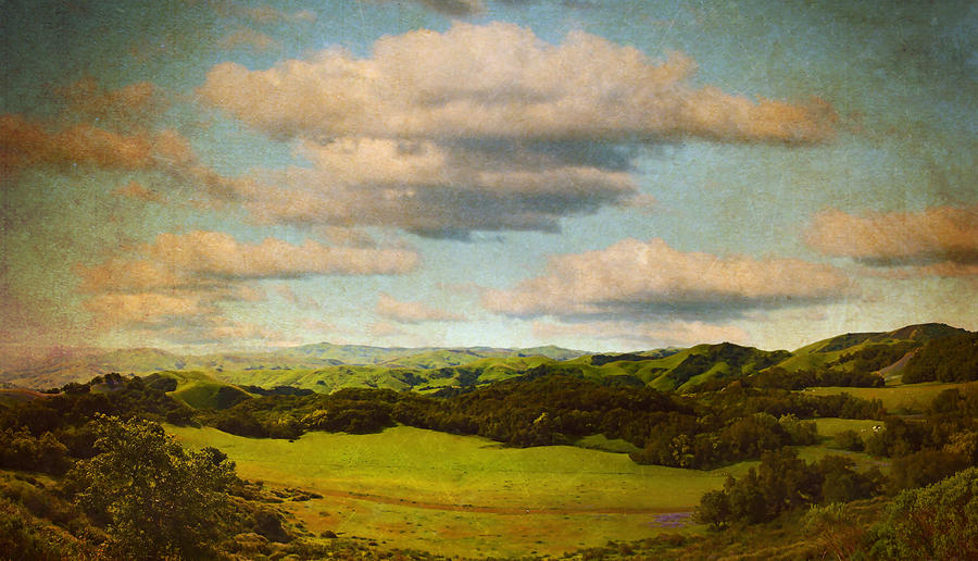 Brett Digital Art - Perfect Valley by Brett Pfister