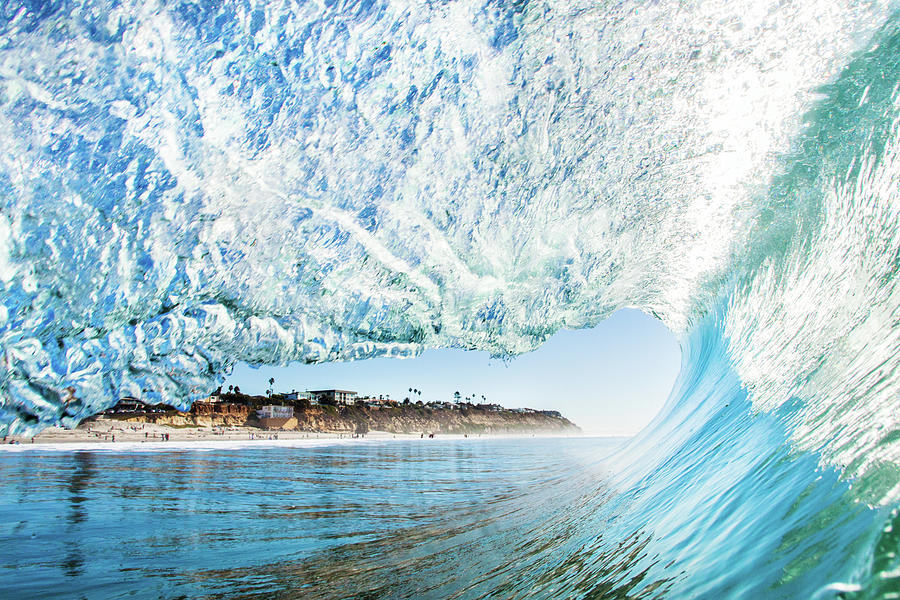 Perfect Wave Photograph by Ianmcdonnell