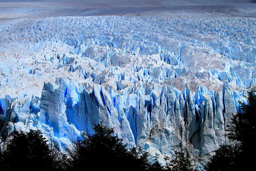 Perito Moreno Glacier Photograph - Perito Moreno Glacier by Arie Arik Chen