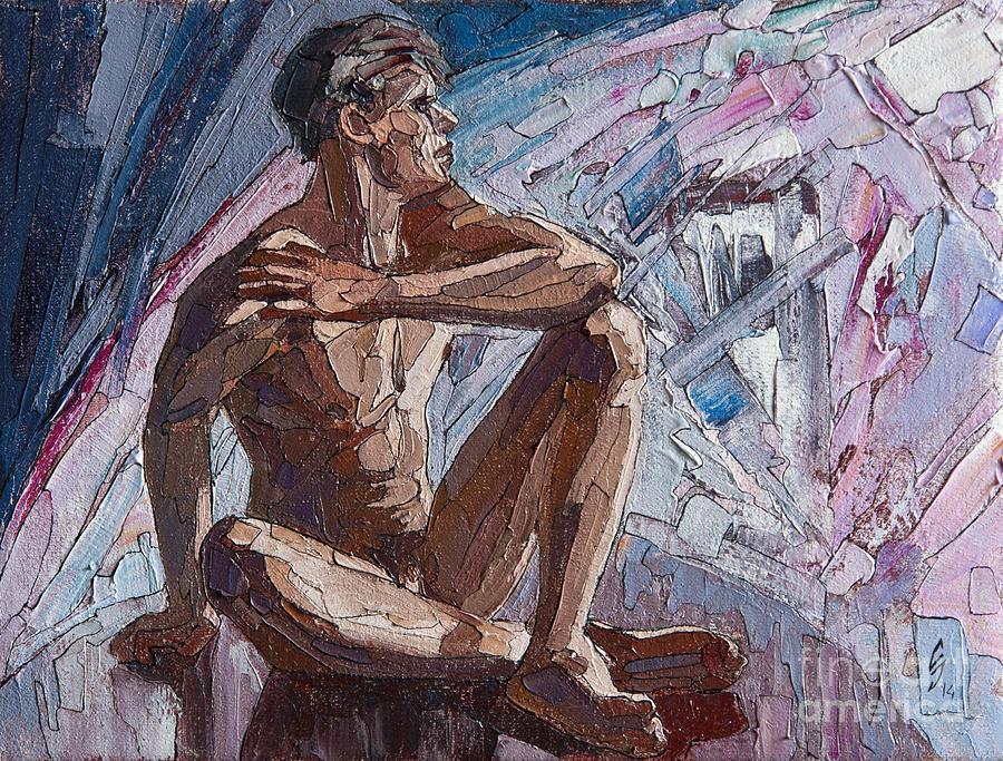 Perlamutr Painting by Sergey Sovkov