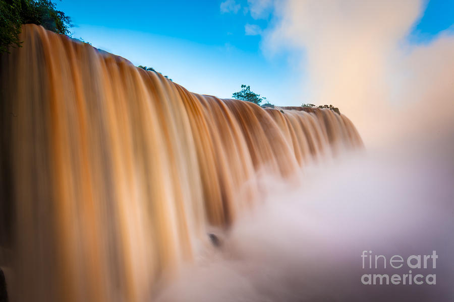 America Photograph - Perpetual Flow by Inge Johnsson