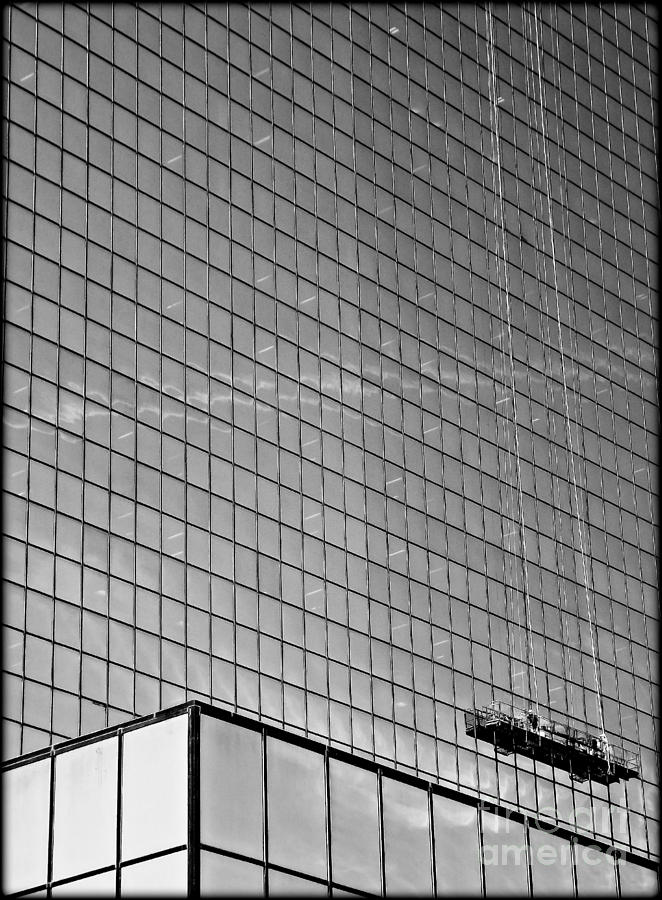 Architecture Photograph - Perseverence Needed by James Aiken