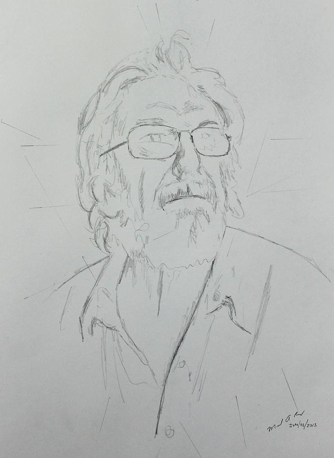 Fine Artist  - Petko - Startup Sketch by Miguel Rodriguez
