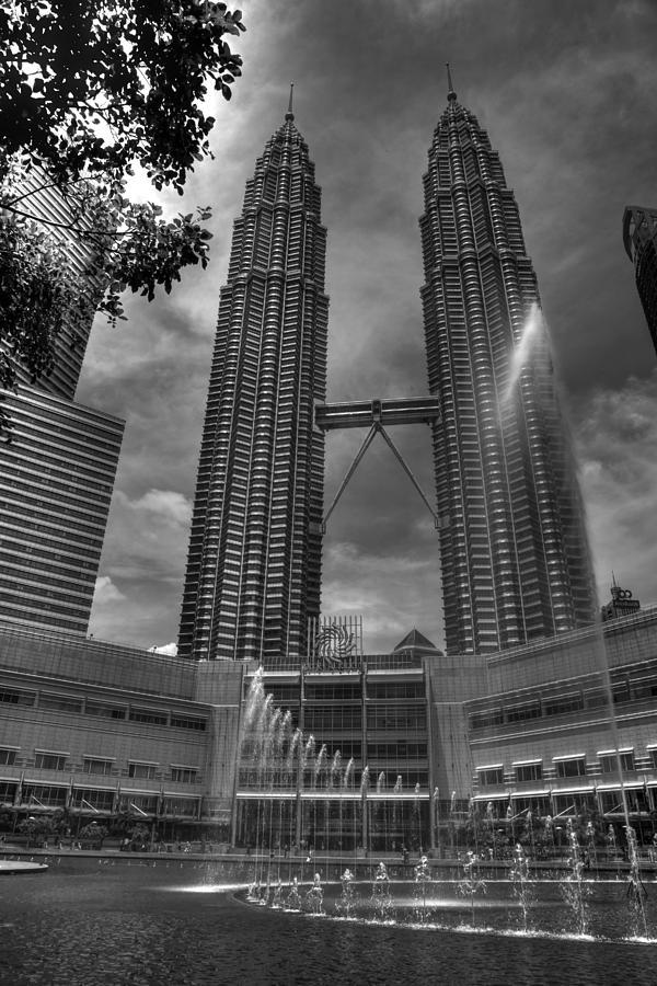 Petronas Photograph - Petronas Tower by Mario Legaspi
