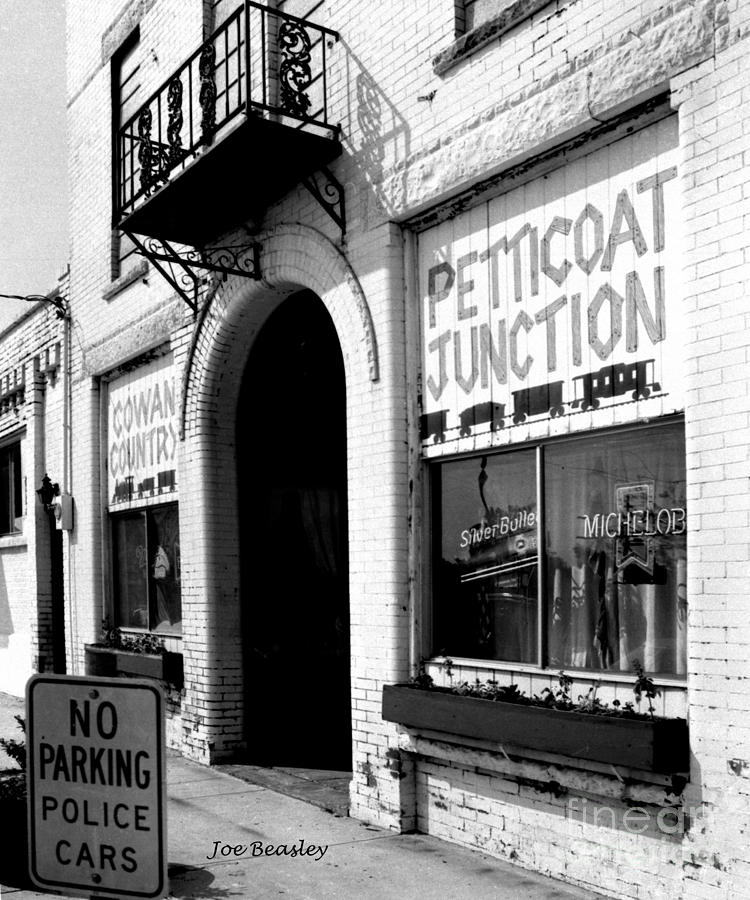 Bar Photograph - Petticoat Junction by   Joe Beasley