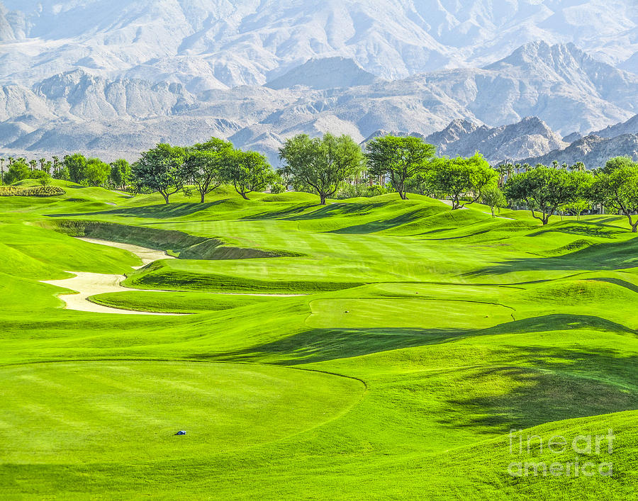 PGA West Stadium Course by L J Oakes