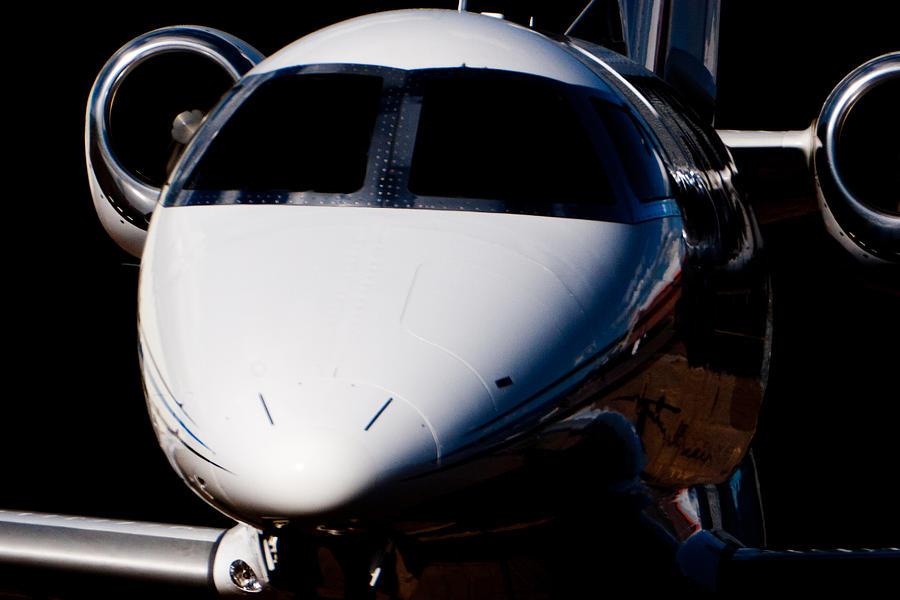 Embraer Phenom 100 Photograph - Phenom by Paul Job