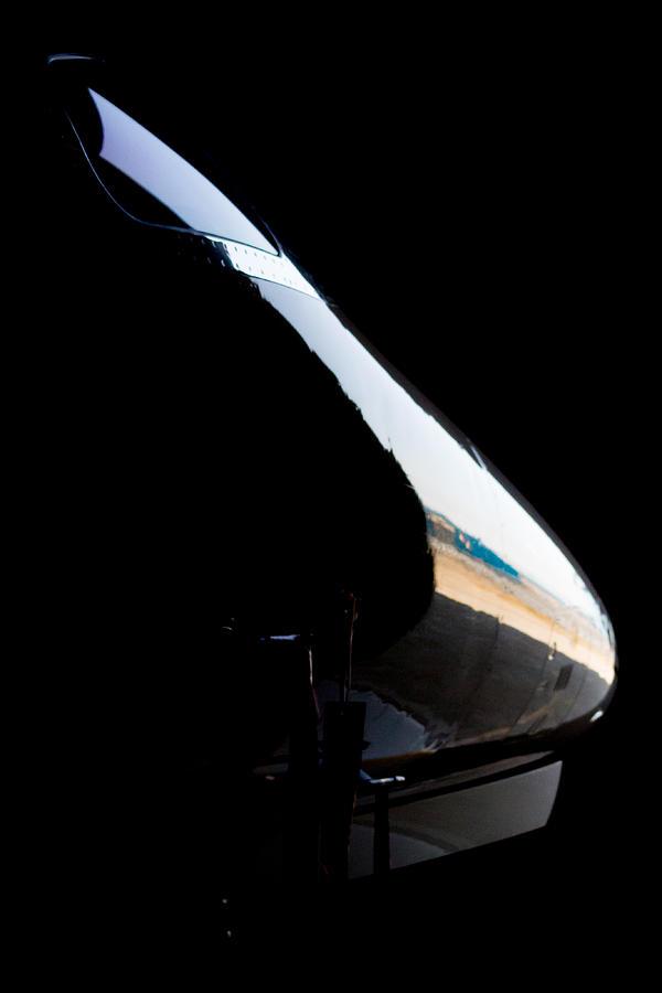 Embraer Phenom 100 Photograph - Phenom Reflection by Paul Job