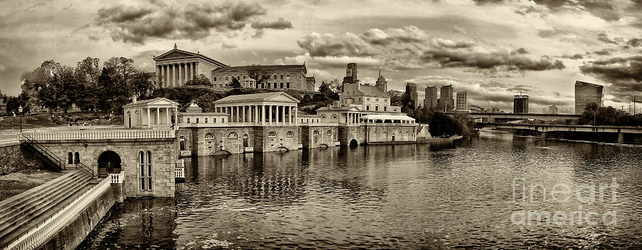 Art Museum Photograph - Philadelphia Art Museum 8 by Jack Paolini