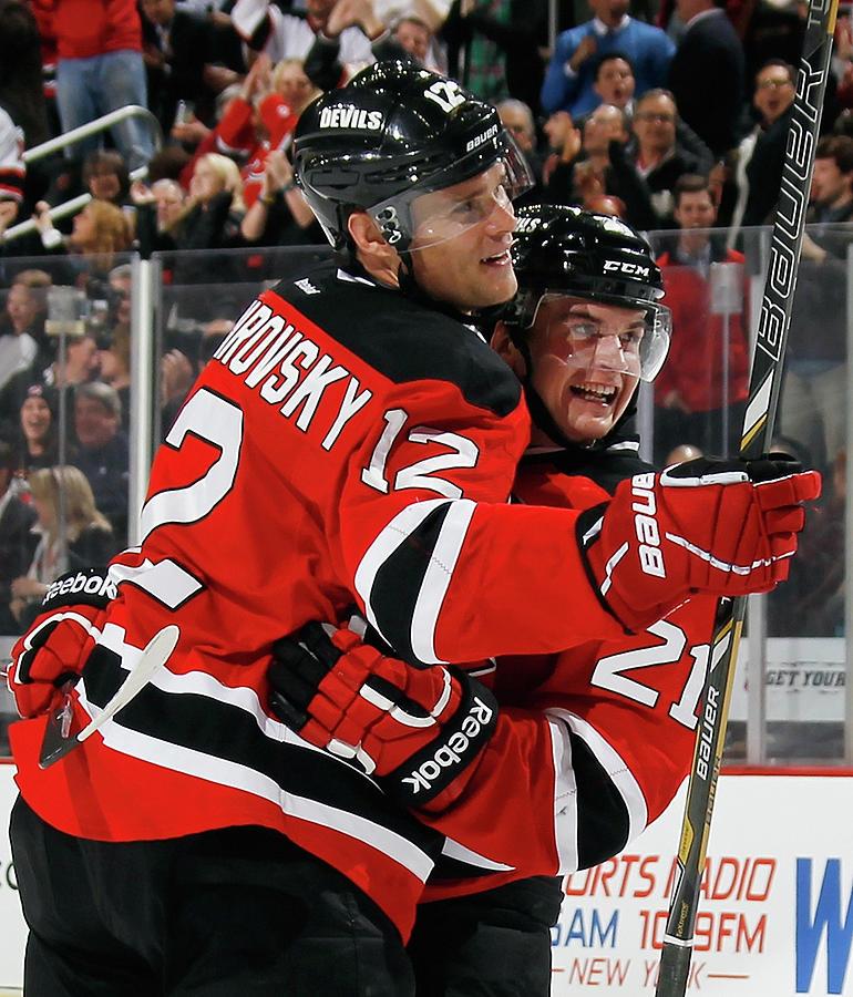 Philadelphia Flyers V New Jersey Devils Photograph by Bruce Bennett