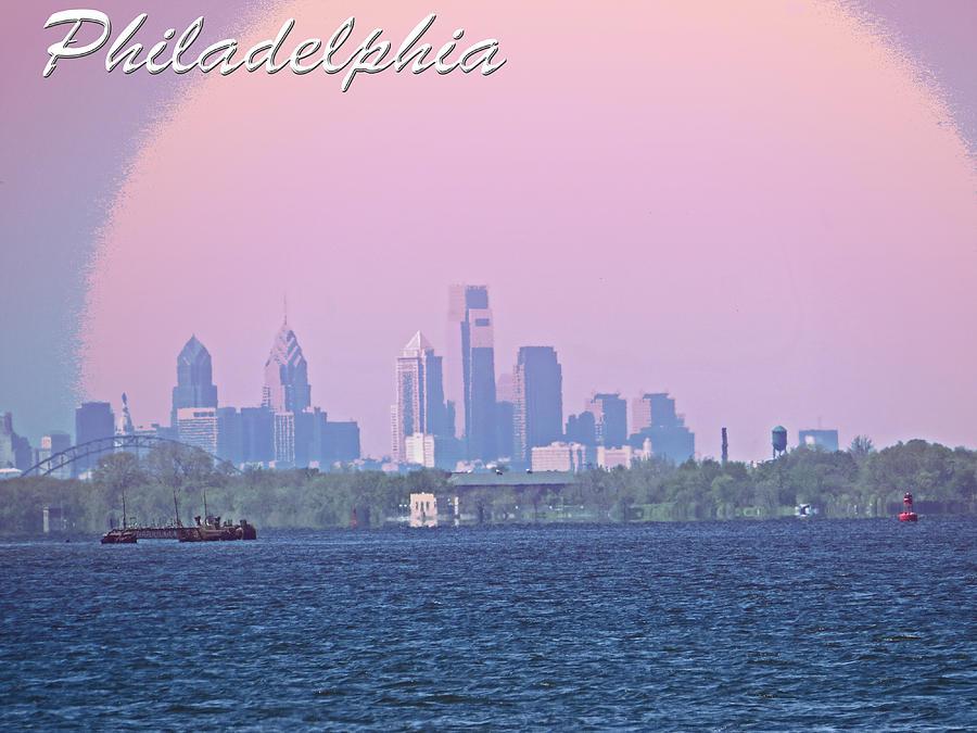 Philadelphia Photograph - Philadelphia  by Tom Gari Gallery-Three-Photography