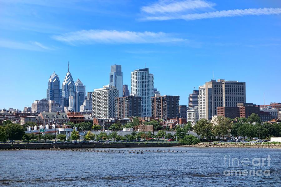 Philadelphia Photograph - Philadelphia Living by Olivier Le Queinec