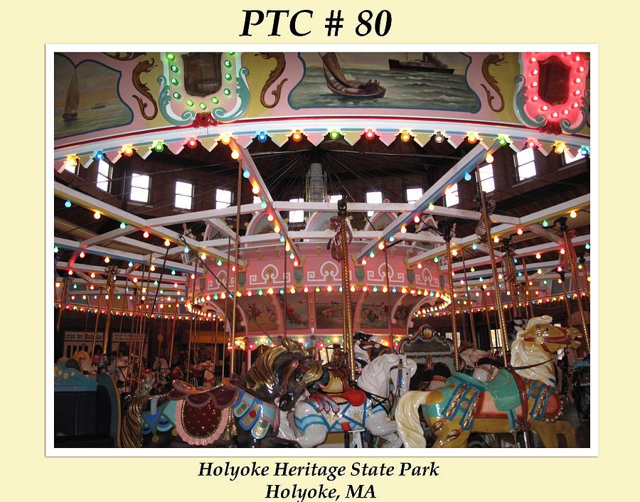 Ptc Photograph - Philadelphia Toboggan Company Carousel by Barbara McDevitt