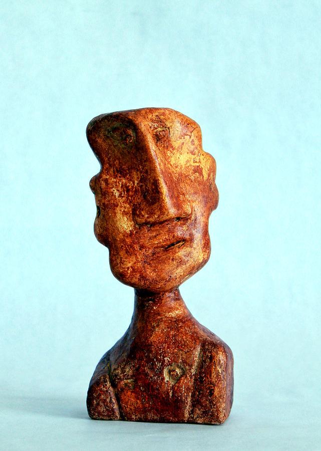Sculpture Sculpture - Philosophers No. 1  by Mark M  Mellon