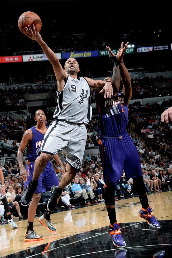Phoenix Suns V San Antonio Spurs Photograph by D. Clarke Evans