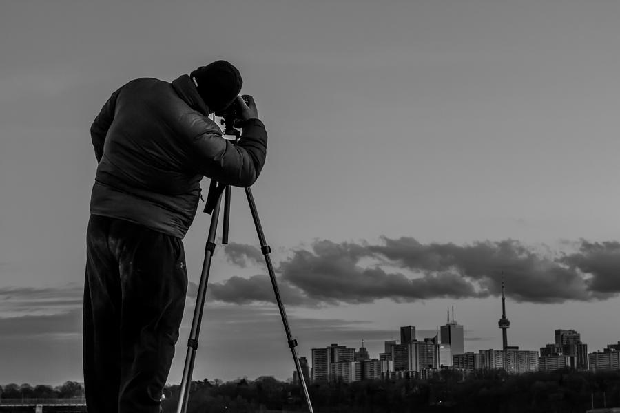 Photographer Photograph by Milan Kalkan