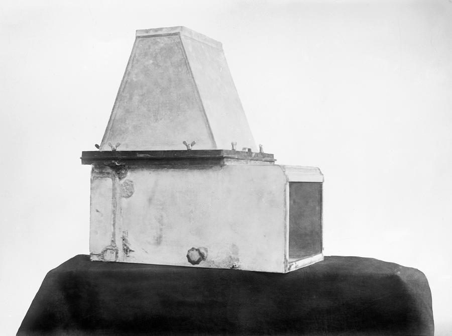 1909 Photograph - Photography Camera, C1909 by Granger