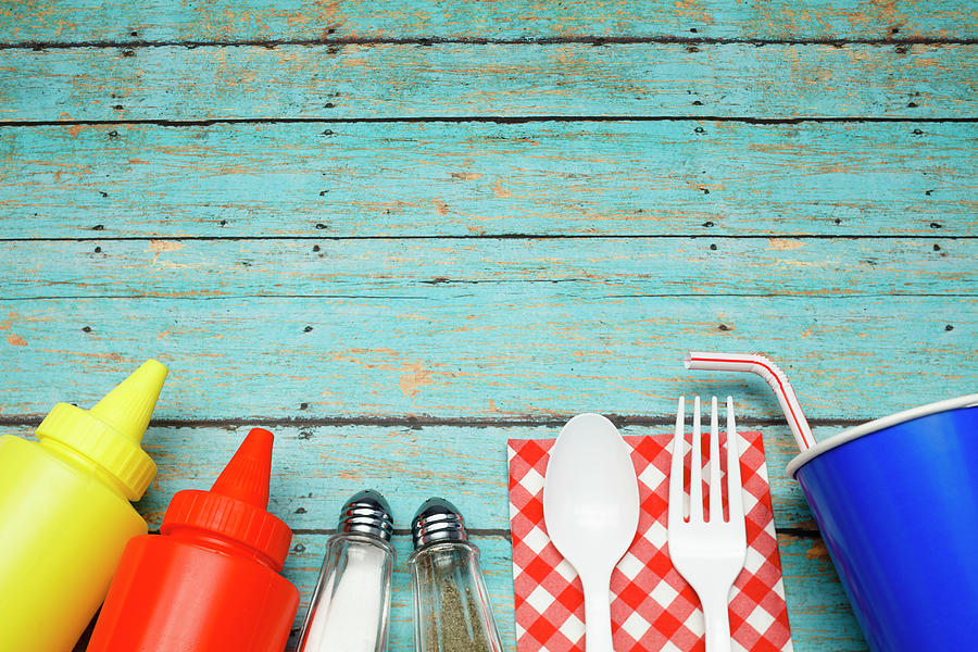 Picnic Essentials Photograph by Dustypixel