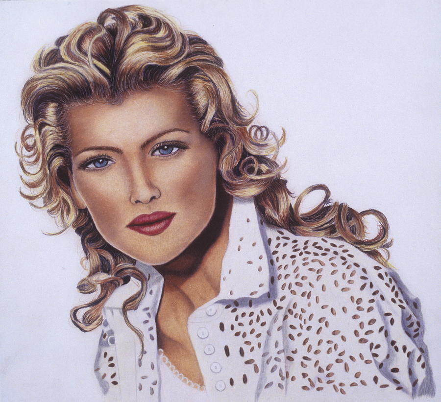 Beauty Drawing - Picture Perfect by Gael Graysen