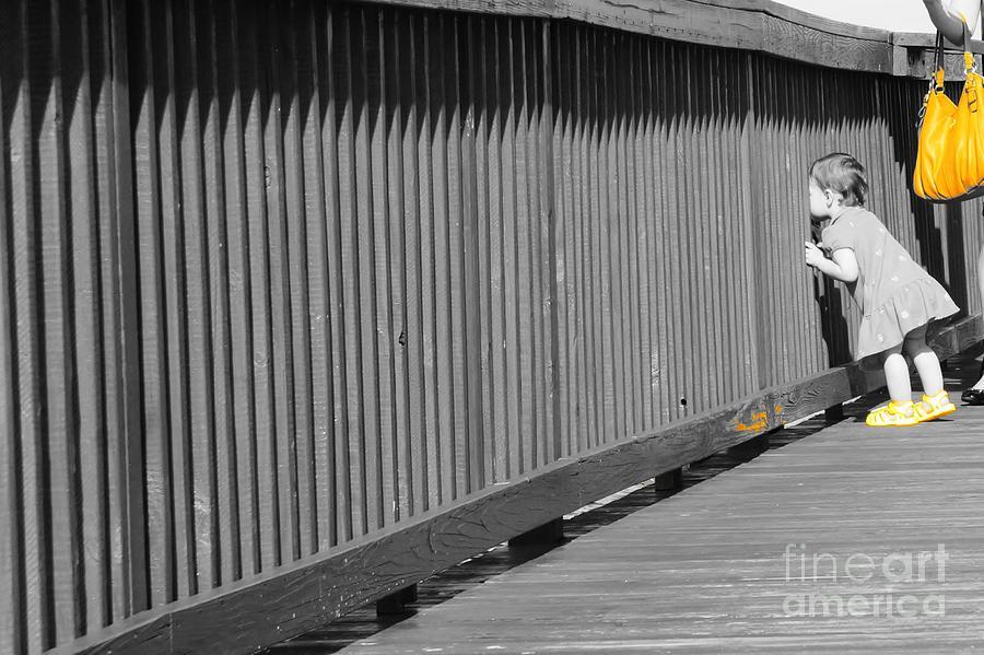 Pier Photograph - Pier by Lynda Dawson-Youngclaus