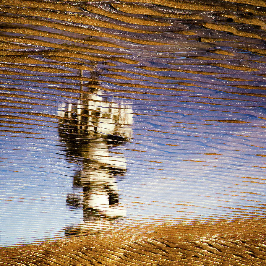 Pier Photograph - Pier Tower by Dave Bowman