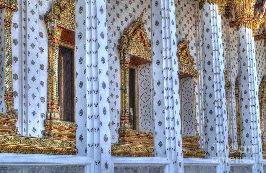 Pillars Photograph - Pillars by Michelle Meenawong