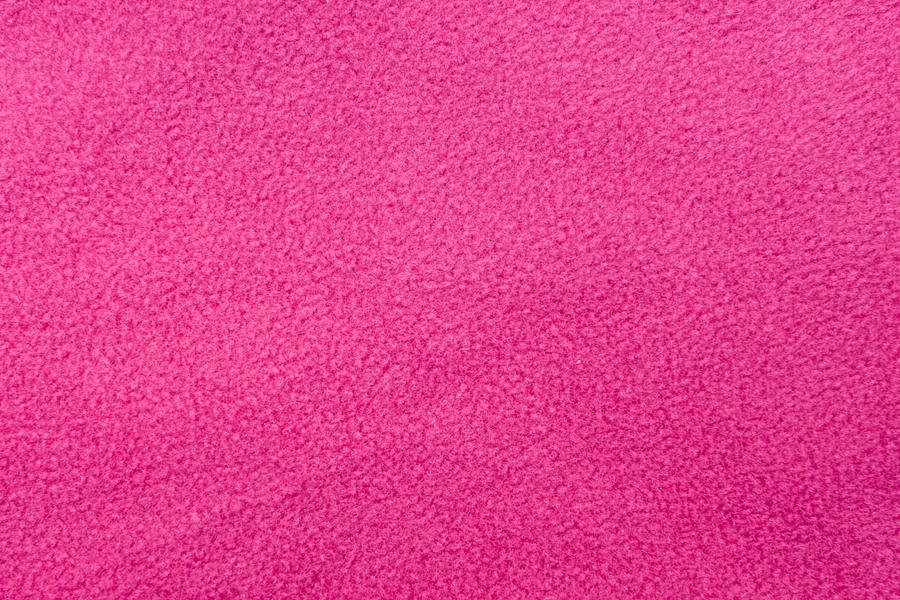 Background Photograph - Pink Fleece by Tom Gowanlock