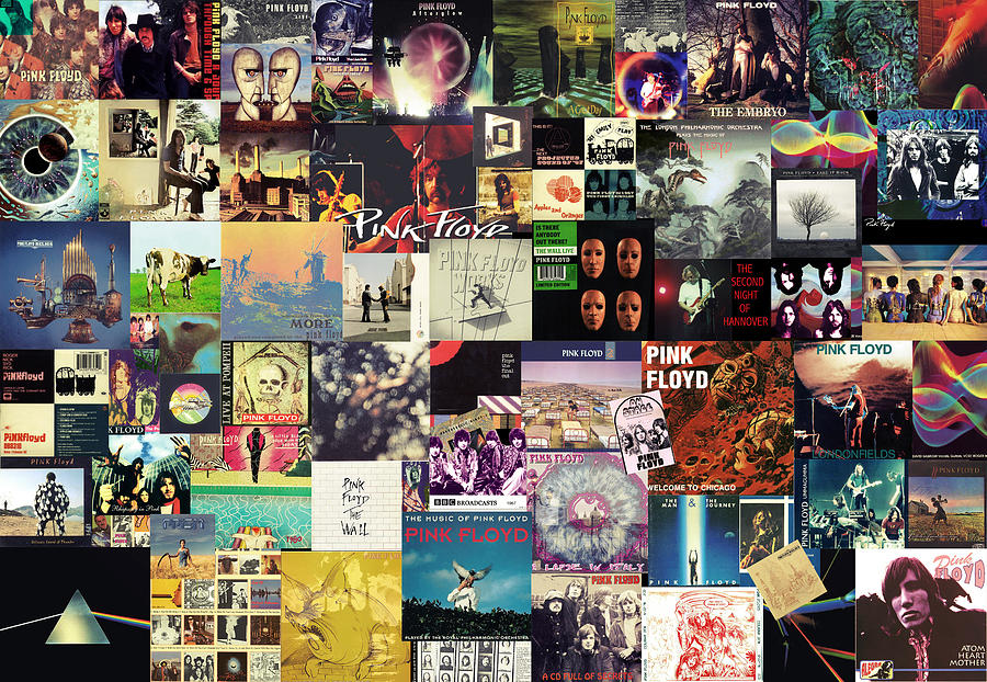 discografia collage
