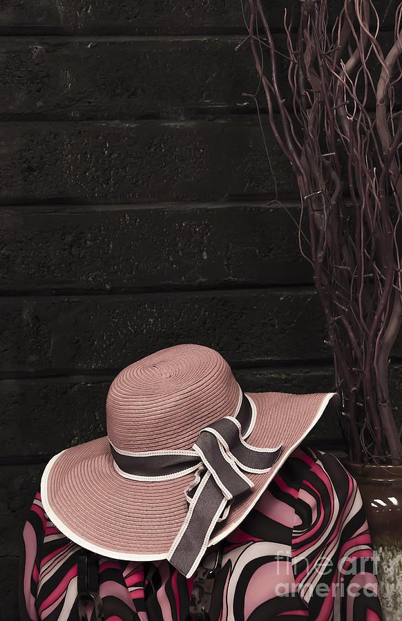 Pink Hat Photograph