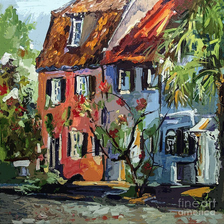 American Folk Art Oil Paintings