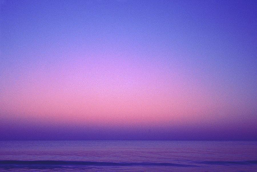 Pink Ocean by Carol Whaley Addassi