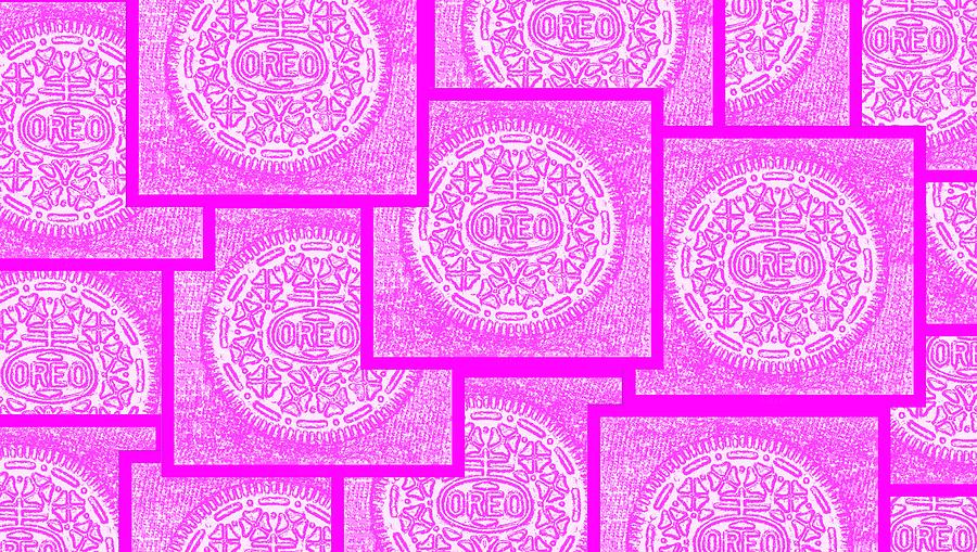 Oreo Photograph - Pink Oreos For The Cure by Rob Hans