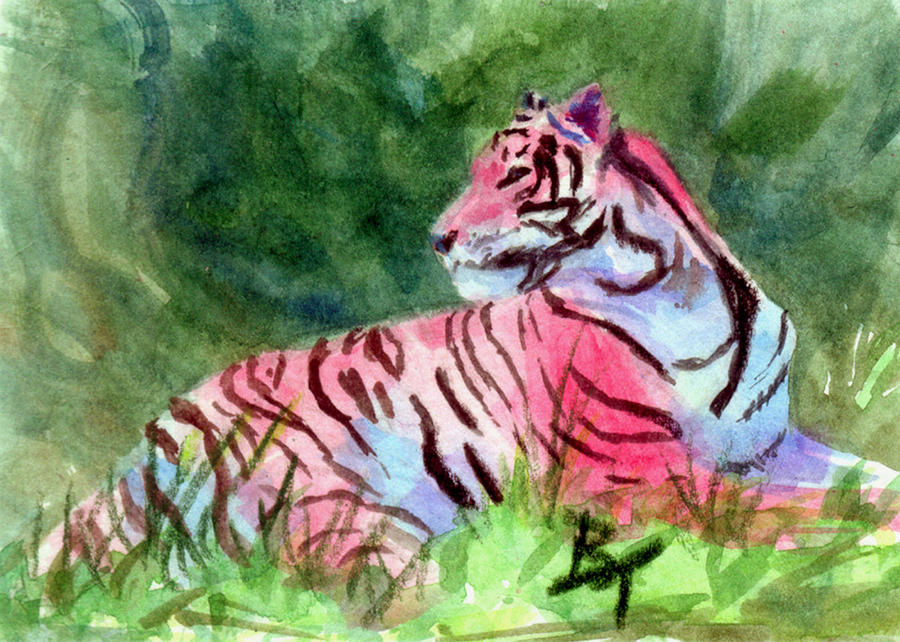 Tiger Painting For Sale